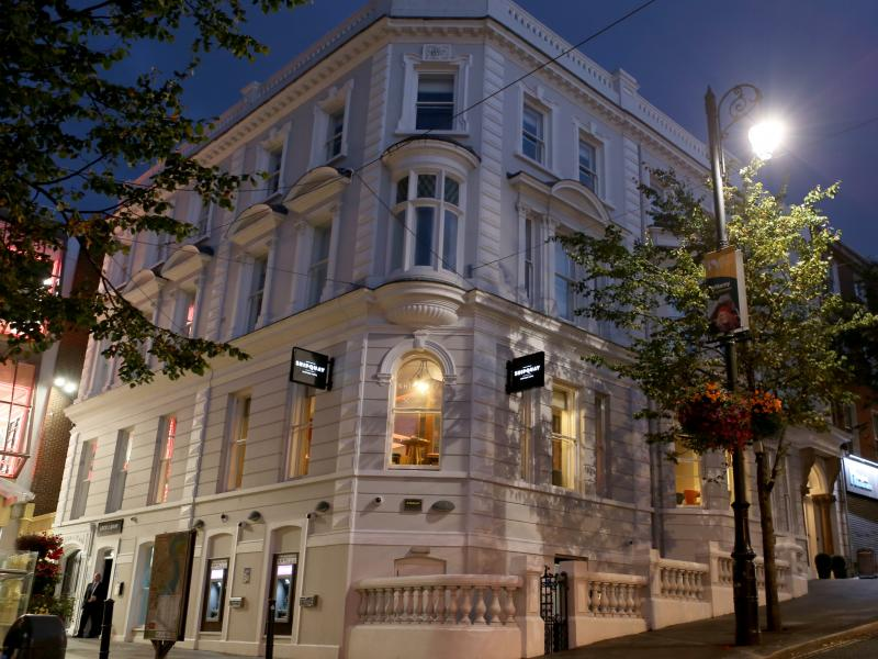 Dine At Shipquay Hotel Restaurants In Derry Shipquay